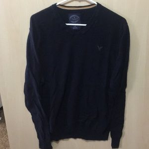 American Eagle Athletic Fit Long Sleeve Shirt